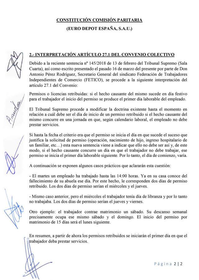 web CONSTITUCION COMISION PARITARIA